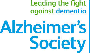 A BIG thank you to all my heroes at the Alzheimers society