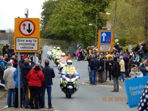 Tour de Yorkshire - brilliant day!