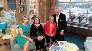 On This Morning Aug 20th 2015 with Sarah
