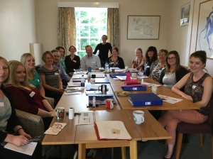 Great group of people, full of enthusiasm and raring to support people with dementia in Leeds!