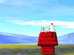 Not sure why or how Snoopy has come to mind but used to love Snoopy years ago😊
