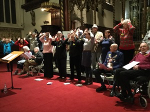 Singing for the Brain from Wandsworth