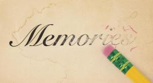 Fading memories.....