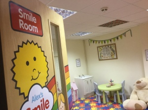 Maybe I should rename my memory room, my Smile room!